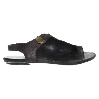 Balenciaga Sandals in brown
