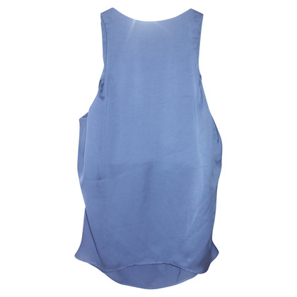 Acne Top in Blau