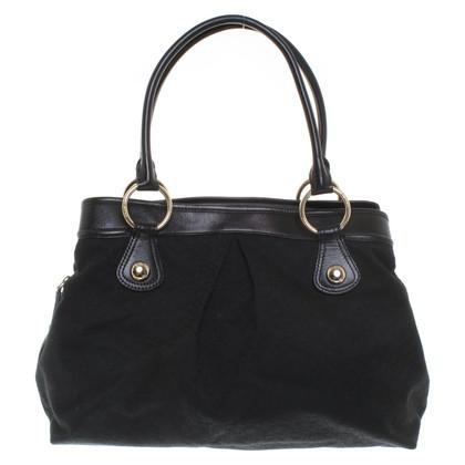DKNY Handbag with logo pattern