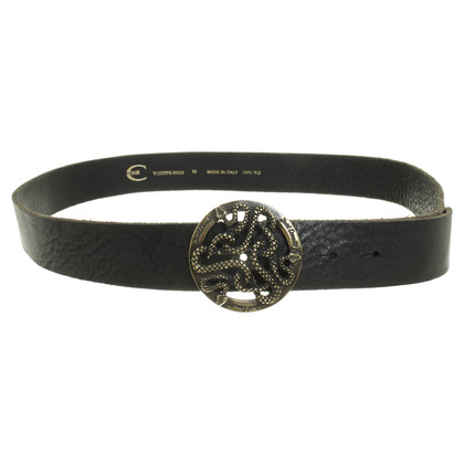 Just Cavalli riem in zwart