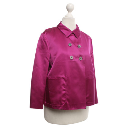Jil Sander Jacket in Purple