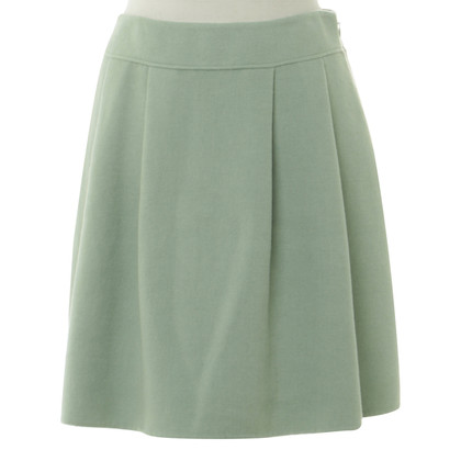 Max & Co Pleated skirt in mint