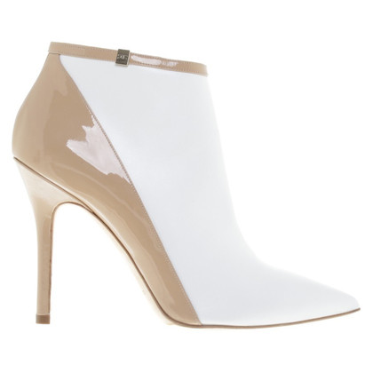 Elisabetta Franchi Ankle boots in bi-color