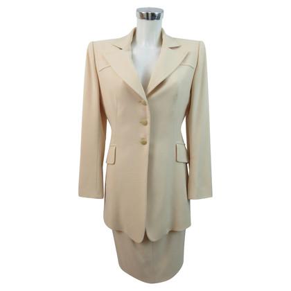 Hermès Wool costume