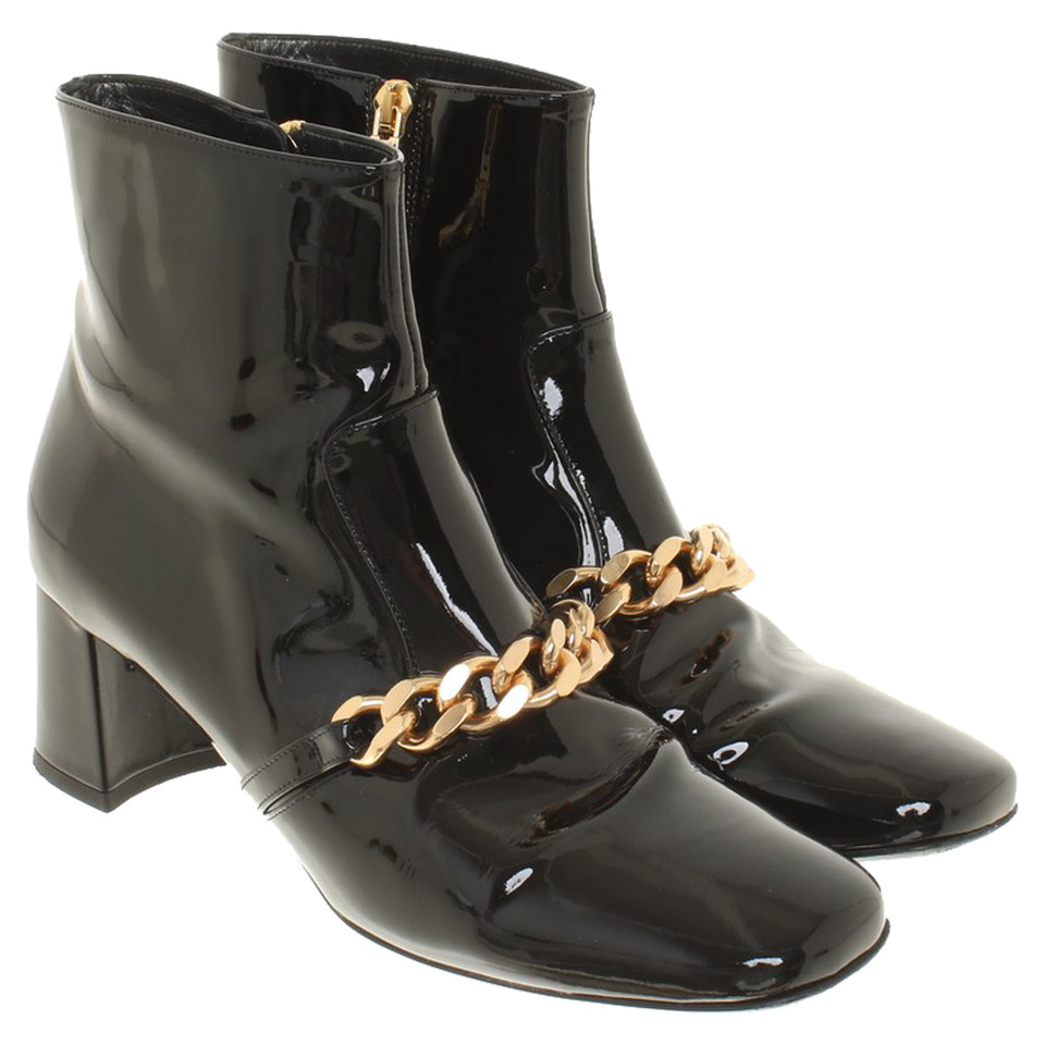 Marc Cain Boots patent leather