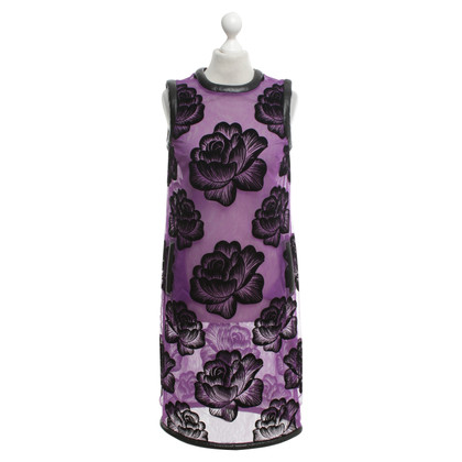 Christopher Kane Dress with a floral pattern