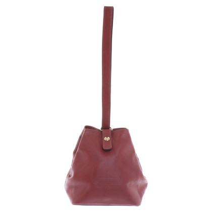 Lancel Shoulder bag in red