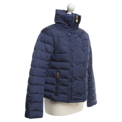 Moncler Down jacket in dark blue