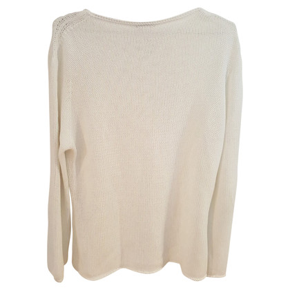 Escada White sweater