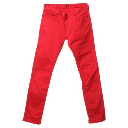 Hugo Boss Jeans in red