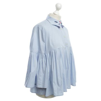 Other Designer Vivetta blouse in light blue