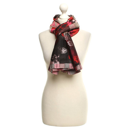 Kenzo Scarf with pattern