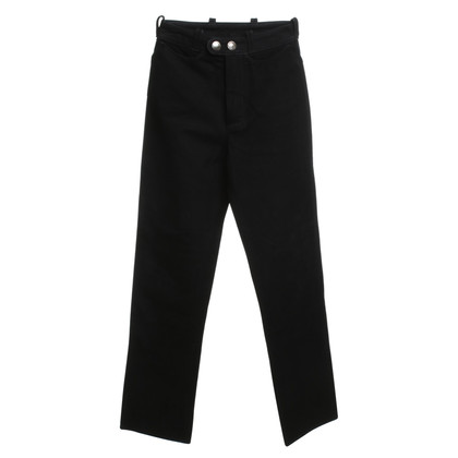 Other Designer Pyrate-Style - Leather pants in black