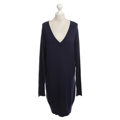 La Perla Knitting top in dark blue