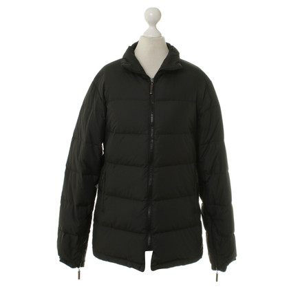 Strenesse Blue Down jacket in black