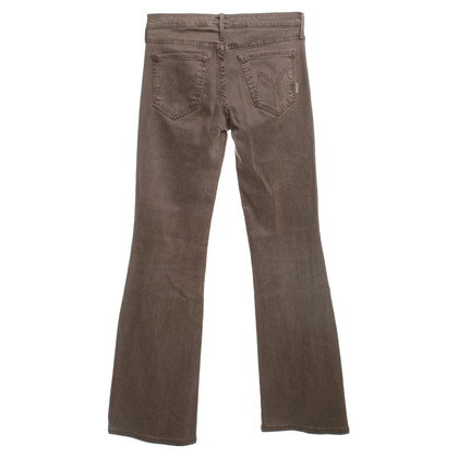 Mother Jeans in light brown