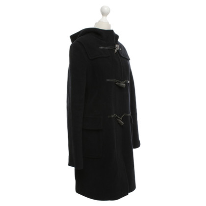 Burberry Duffle coat in black