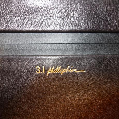 Verkauf Angebote 3.1 Phillip Lim Neopren-Clutch in Schwarz Schwarz Billig Verkauf Neue Stile Freies Verschiffen Bequem Spielraum Größte Lieferant 100% Original Jit0zHMIAG