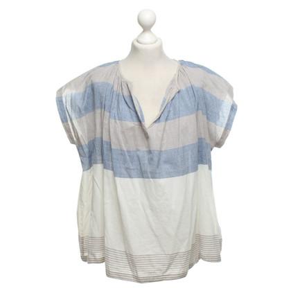 Closed Gestreepte blouse Tricolor