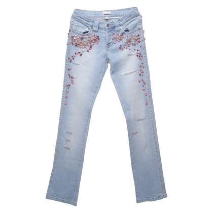 Pinko Jeans in azzurro