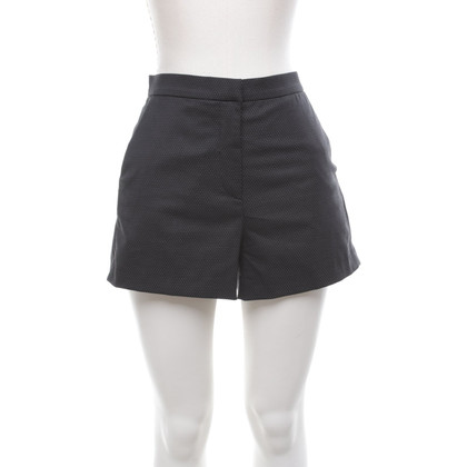 Sandro Shorts in black and white