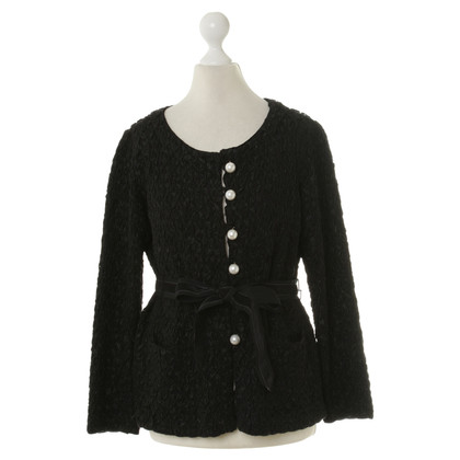 Marc by Marc Jacobs Jacket in black