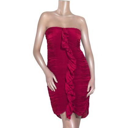 Diane von Furstenberg Abito a fascia in rosso