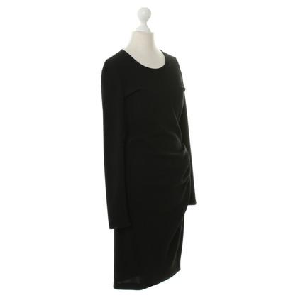 Miu Miu Black dress with print
