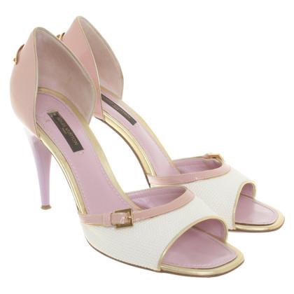 Louis Vuitton Leren sandalen