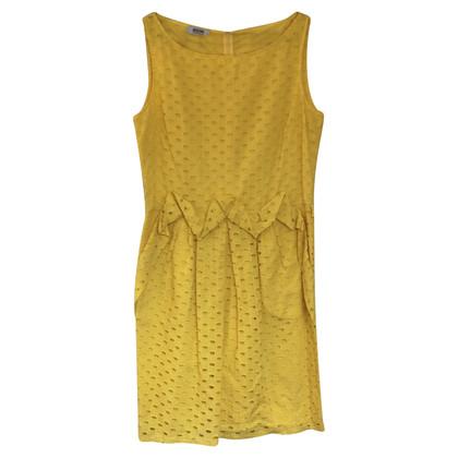 Moschino Cheap and Chic Yellow dress
