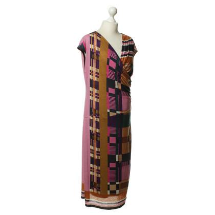 Escada Summer dress with print