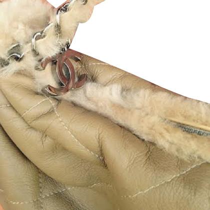 Chanel Bag with fur