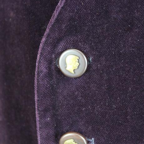 Weste Moschino Violett Moschino Weste qwU8EXx