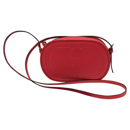 Valentino Red Cross Body Bag