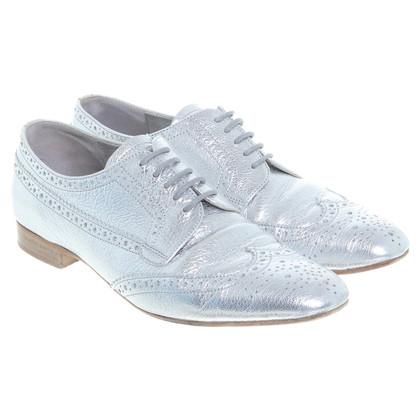 Prada Budapest lace-up shoes