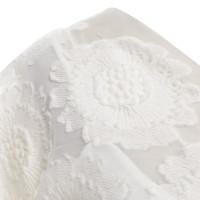 Ermanno Scervino Organza-Shirt mit floralem Muster