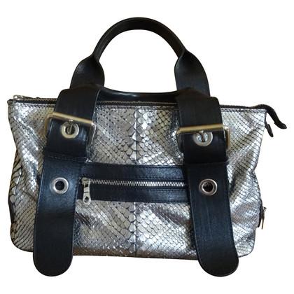Chloé Schlangenleder-Handtasche