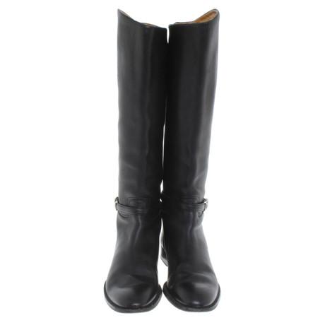 Rabatt Online-Shopping Gucci Stiefel in Schwarz Schwarz Billig Footlocker Freies Verschiffen Exklusiv Super Großer Verkauf IiLFXYIC