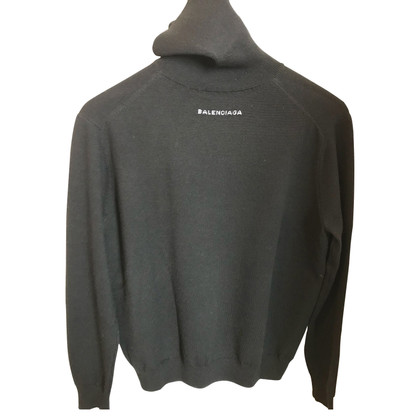 Balenciaga Logo Wool sweater
