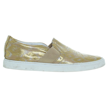 Lanvin Golden slipper