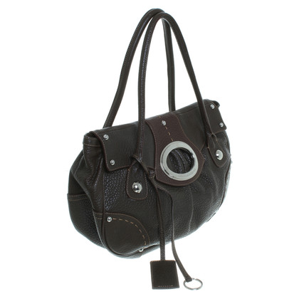Dolce & Gabbana Dark brown handbag