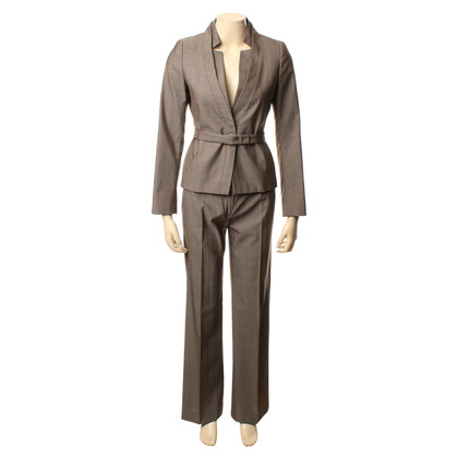 Max Mara 3-piece suit in grey