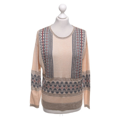 Hoss Intropia top knitting pattern
