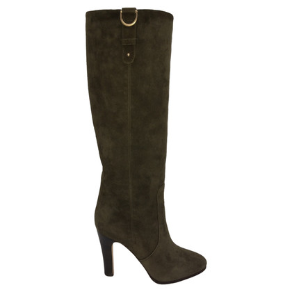 "Jimmy Choo ""Malden Suede Boots"""