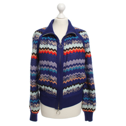 Missoni Jacket with knitted details