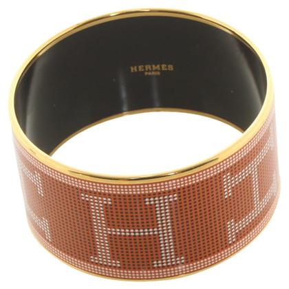 Hermès Armreif mit H-Logo