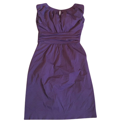 Diane von Furstenberg dress with draping