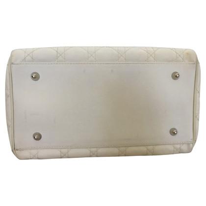 Christian Dior Handbag in crema