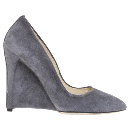 Neil Barrett Wedges in Gray