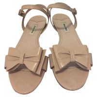 Miu Miu Sandals with Bow